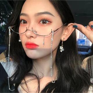 韓国 ファッション メガネ 伊達眼鏡 No.506