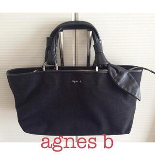 agnes b. - agnes b アニエス・ベー  ブラックバッグ