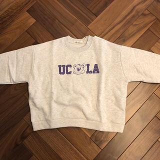 *新品*UCLA*トレーナー*スウェット*韓国子供服*100*