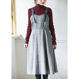 tocco - toccoclosetクラシカルなジャンパースカート
