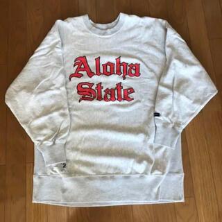 W)taps - DESCENDANT ALOHA STATE CREW NECK 19SS