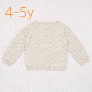 Caramel baby&child  - 新品タグ付き♡ misha and puff ポップコーン ニット 4-5y