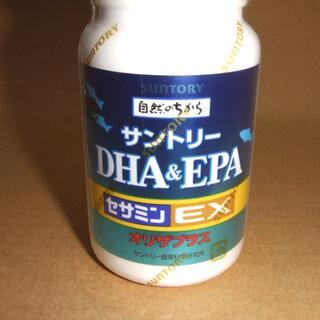サントリー - サントリー DHA&EPA セサミンEX