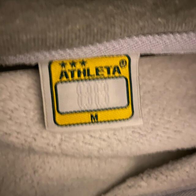ATHLETA(アスレタ)のATHLETA スウェット スポーツ/アウトドアのサッカー/フットサル(ウェア)の商品写真