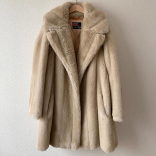 EDIT.FOR LULU - vintage fur coat ファーコート