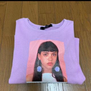 ゴゴシング(GOGOSING)の韓国 ショート丈 トップス Tシャツ(Tシャツ(半袖/袖なし))