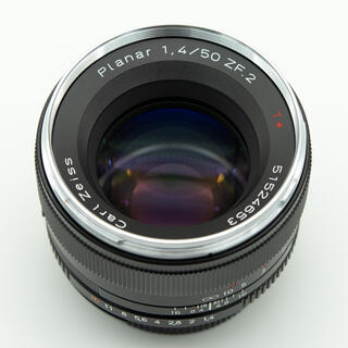 Zeiss Planar T* 50mm F1.4 ZF.2 ニコン用