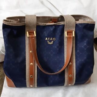 ATAO - アタオ ブルックリン ネイビー