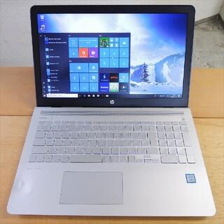 Windows10/8th-i5/8G/SSD+HDD HP15-cc103TU