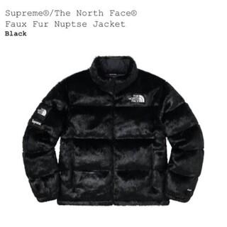 シュプリーム(Supreme)の【M】Supreme/The North Face Fur Nuptse ヌプシ(ダウンジャケット)