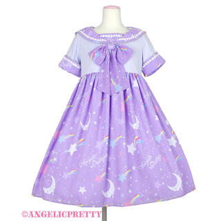 Angelic Pretty - Dream sky カットワンピース