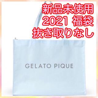 gelato pique - 【新品】ジェラートピケ gelato pique 2021 福袋 (6点セット)