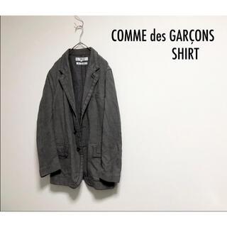 コムデギャルソン(COMME des GARCONS)の古着 COMME des GARCONS ギャルソン テーラード ジャケット (テーラードジャケット)