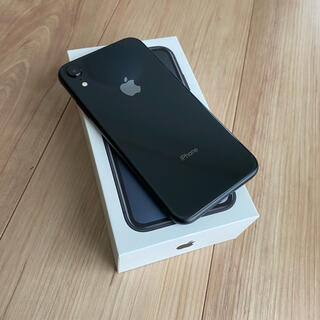 Apple - iPhoneXR 128GB  simロック解除、残債支払済