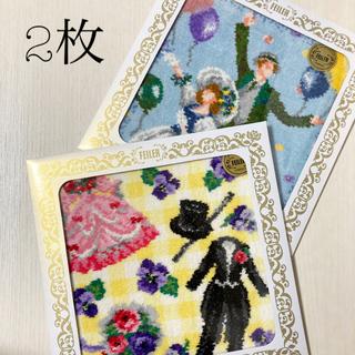 FEILER - 【新品】フェイラー 宝塚 ハンカチ 2枚セット