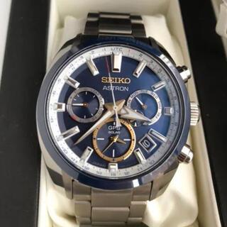 セイコー(SEIKO)の新品未使用 保証2年 SEIKO アストロン ジョコビッチ モデル 限定1500(腕時計(デジタル))
