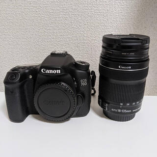 Canon EOS 70D(W) EF-S18-135 IS STM