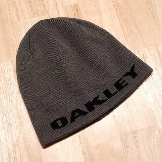 オークリー(Oakley)のOAKLEY☆ニット帽(ニット帽/ビーニー)