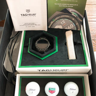 TAG Heuer - TAGHEUER CONNECTEDMODULAR 45 GOLFEDITION