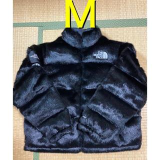 シュプリーム(Supreme)の【M】supreme northface Faux Fur Nuptse JKT(ダウンジャケット)