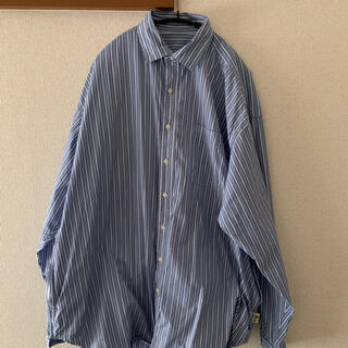 BEAMS - SSZ AH.H ビッグシャツ