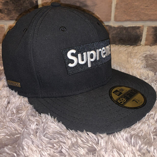 Supreme - supreme new era キャップ