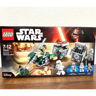 レゴ(Lego)の新品☆ カナンのスピーダーバイク スターウォーズ LEGO レゴ トルーパー(SF/ファンタジー/ホラー)