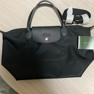 LONGCHAMP - 美品☆ロンシャン プリアージュネオ Sサイズ