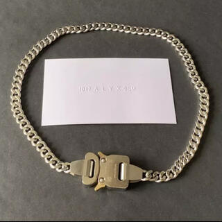 Supreme - ALYX 20AW CHAIN NECKLACE アリクス チェーン ネックレス