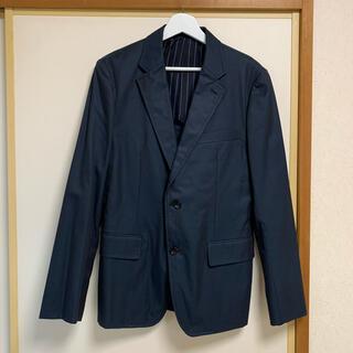 コムデギャルソン(COMME des GARCONS)の新品・未使用 コムデギャルソン テーラードジャケット ネイビー S(テーラードジャケット)