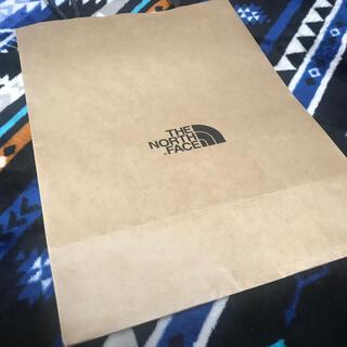 ザノースフェイス(THE NORTH FACE)のTHE NORTH FACE紙袋(ショップ袋)