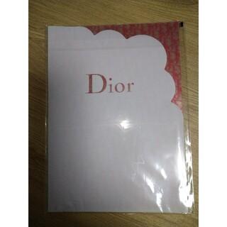 ディオール(Dior)のDior クリアファイル☆(ファイル/バインダー)