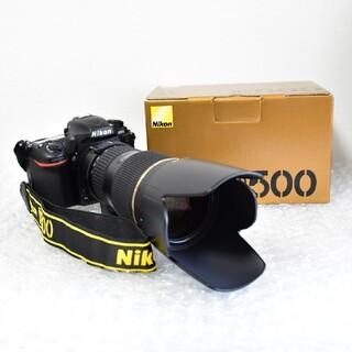 Nikon - NIKON D500 + TAMRON 70-200 f/2.8