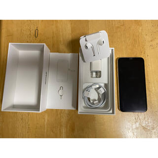 アイフォーン(iPhone)のiPhone x 256G シームフリー (スマートフォン本体)