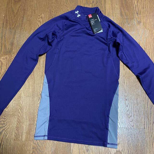 UNDER ARMOUR(アンダーアーマー)のアンダーアーマー  コールドギア メンズのトップス(Tシャツ/カットソー(七分/長袖))の商品写真