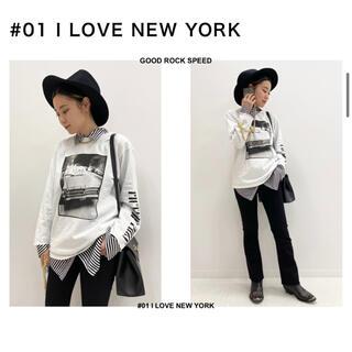 L'Appartement DEUXIEME CLASSE - AP STUDIO 【GOOD ROCK SPEED】ロングスリーブTシャツ