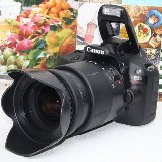 Canon - ❤️予備バッテリー&新品カメラバック付き❤️Canon Kiss X7❤️