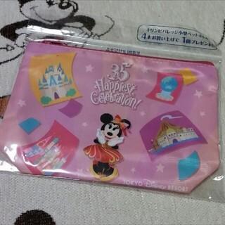 ミニーマウス(ミニーマウス)のミニーちゃん 35周年 ポーチ(ポーチ)