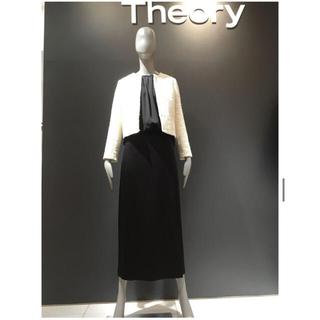 theory - theory  スカートパンツ 完売品 ロングスカート