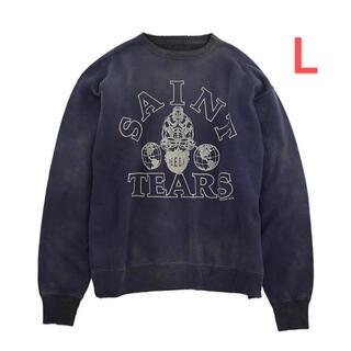 saint michael  DENIM TEARS sweatshirt