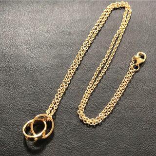 Cartier - 【最安値】カルティエCartier ベビーラブネックレス18kイエローゴールド