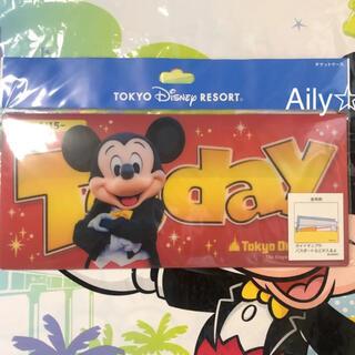 Disney - 大人気♡新品未開封♡ TODAY チケットケース 実写 ディズニー