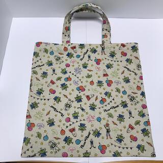 大きめ手さげ袋 トイストーリー(ショップ袋)