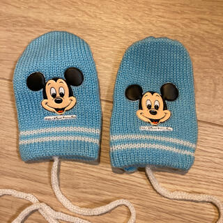 Disney - ミッキー★ミトン手袋