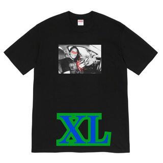 シュプリーム(Supreme)のXL Supreme Antihero Ice Tee Black(Tシャツ/カットソー(半袖/袖なし))