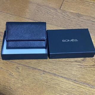 SOMES SADDLEカードケース(コインケース/小銭入れ)