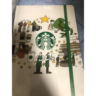 スターバックスコーヒー(Starbucks Coffee)のスターバックス 福袋 2021 ノート(ノート/メモ帳/ふせん)