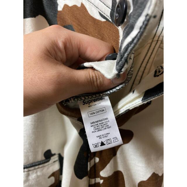 Supreme(シュプリーム)のsupreme カモ パンツ メンズのパンツ(ワークパンツ/カーゴパンツ)の商品写真