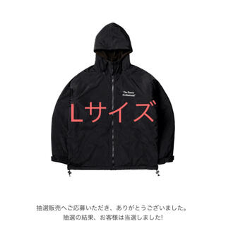 1LDK SELECT - Lサイズ Ennoy NYLON HOODED JACKET