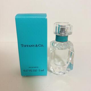 Tiffany & Co. - ティファニー オードパルファム 5ml